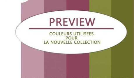 Preview de la Nouvelle Collection